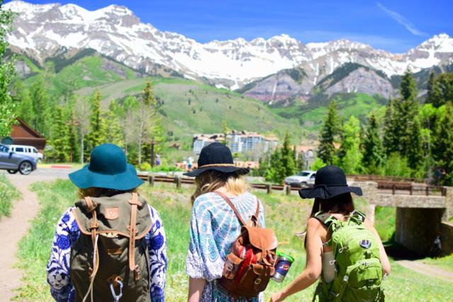 colorado girls telluride