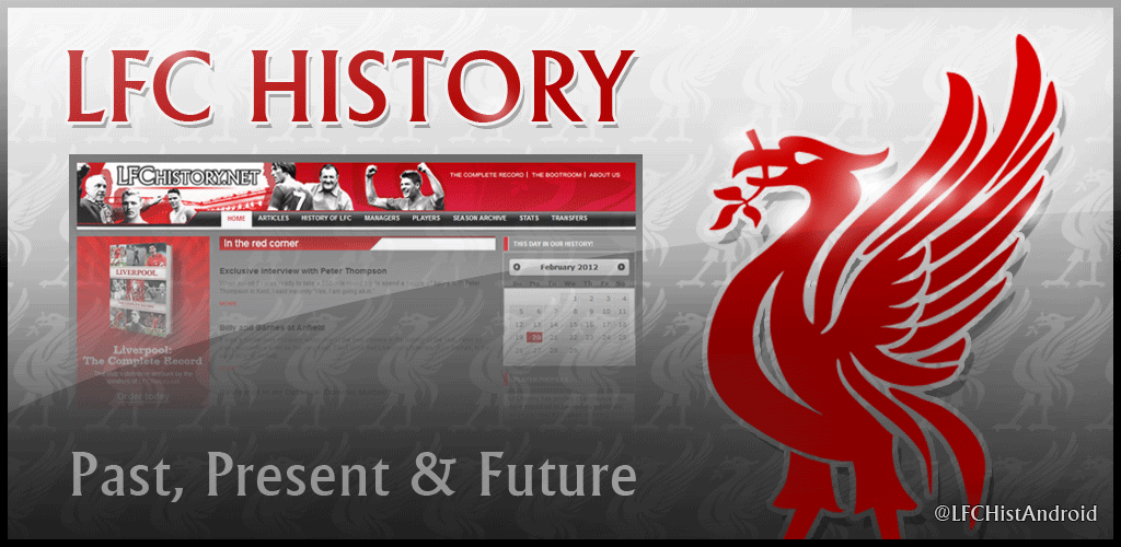 LFCHistory for Android
