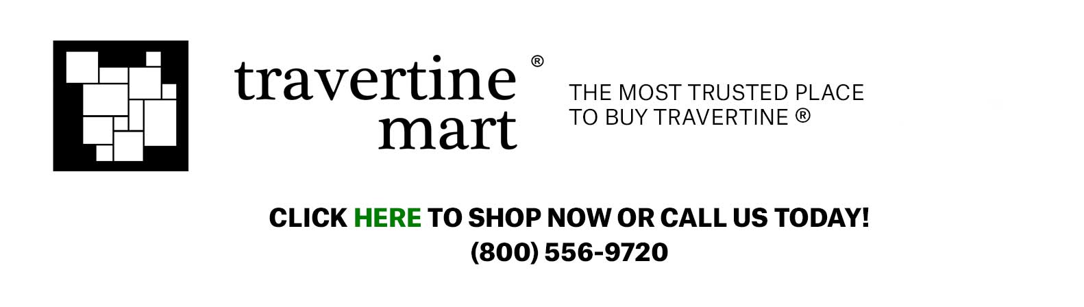 Travertine Mart