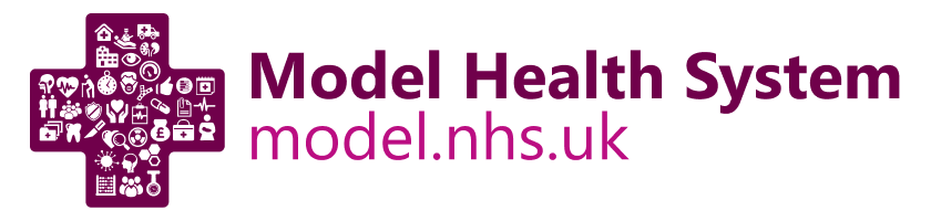 NHS England and NHS Improvement - Model Health System