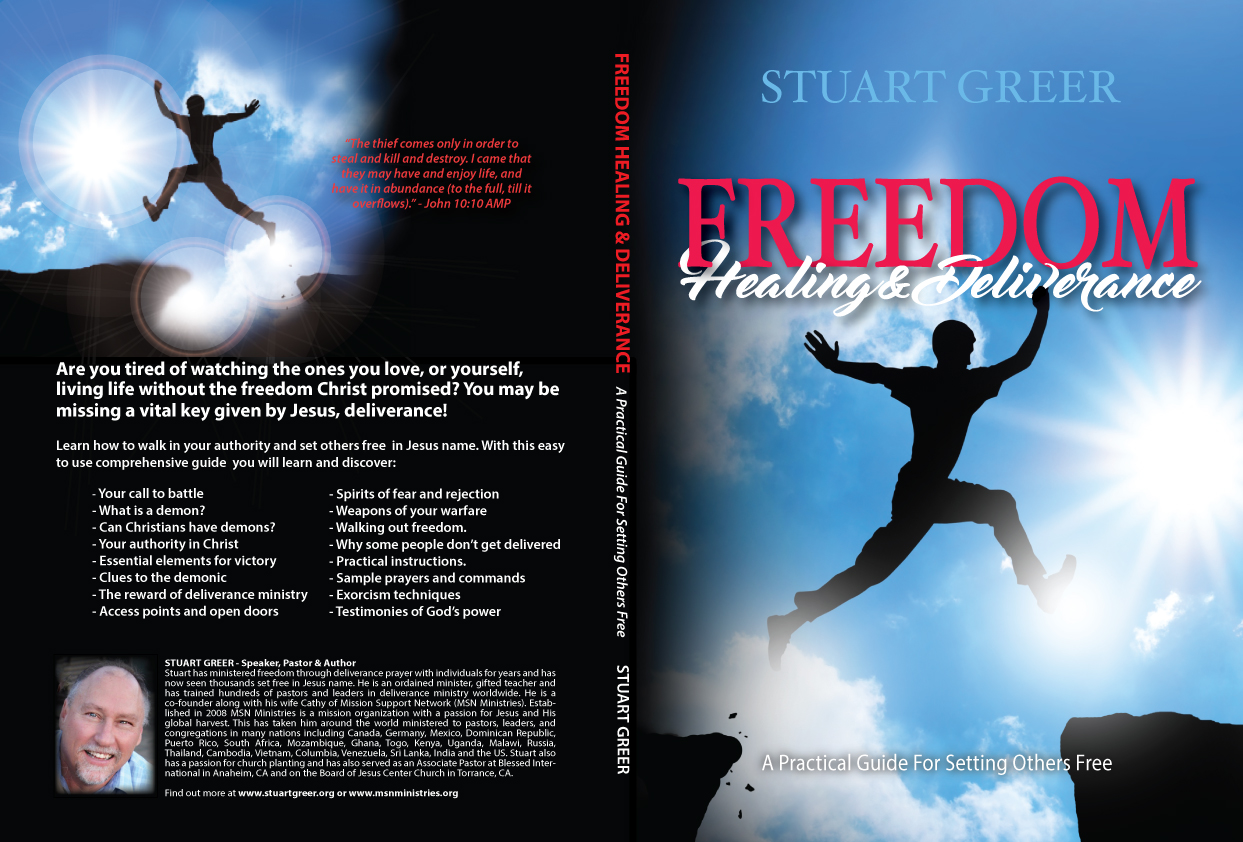 Freedom, Healing and Deliverance by Stuart Greer