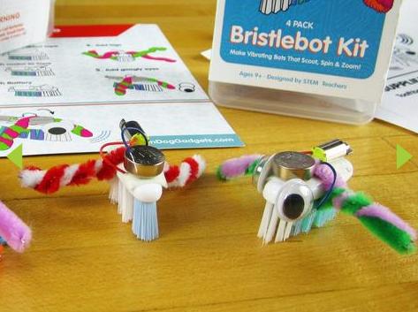 Bristle Bot Kit