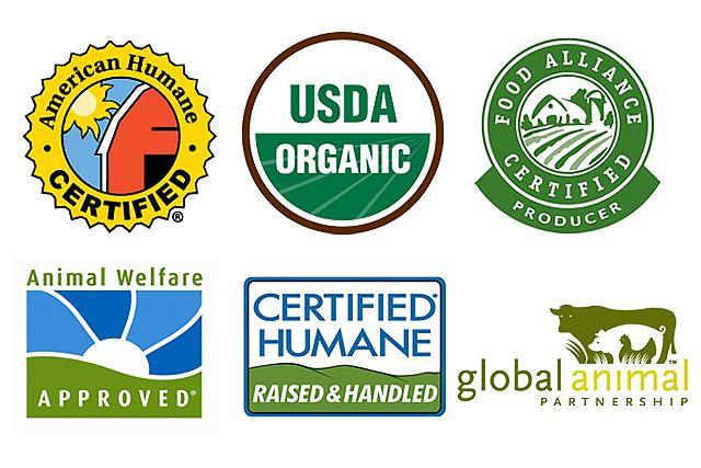 USDA Labeling Claims