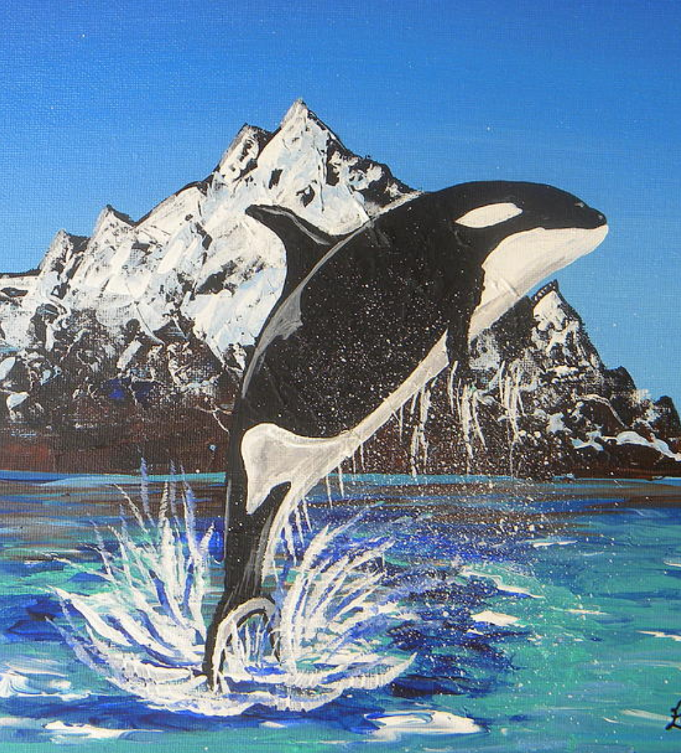 January 18th - MLK Day Painting Class - 10 am -1 pm