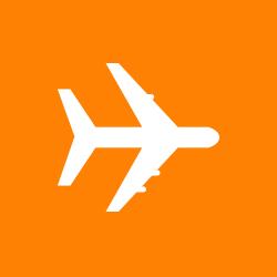 Cover 1 leader's round-trip plane ticket