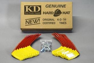 KD1245C - CUSTOM HARDHAT TINES