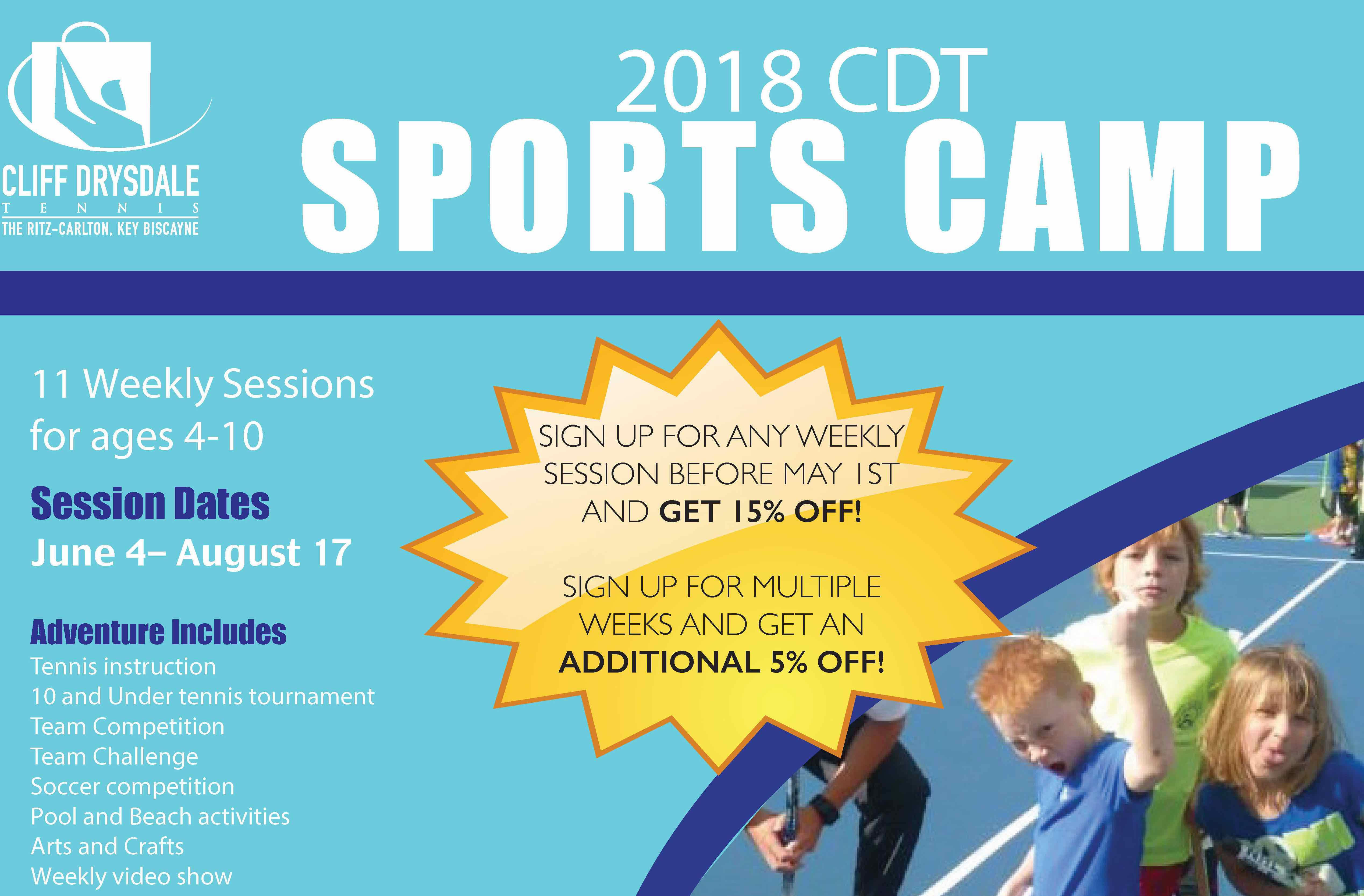 Summer Sports Camp Rckb Voucher The Ritz Carlton Hotel Seoul Please Fill Out All Required Fields On Registration Form To Confirm Your Childs Spot In Desired Week Of