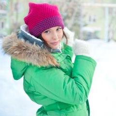 Warm Winter Coat (00045)