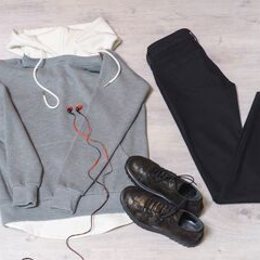 Clothing for School, Play, and Church (00060)