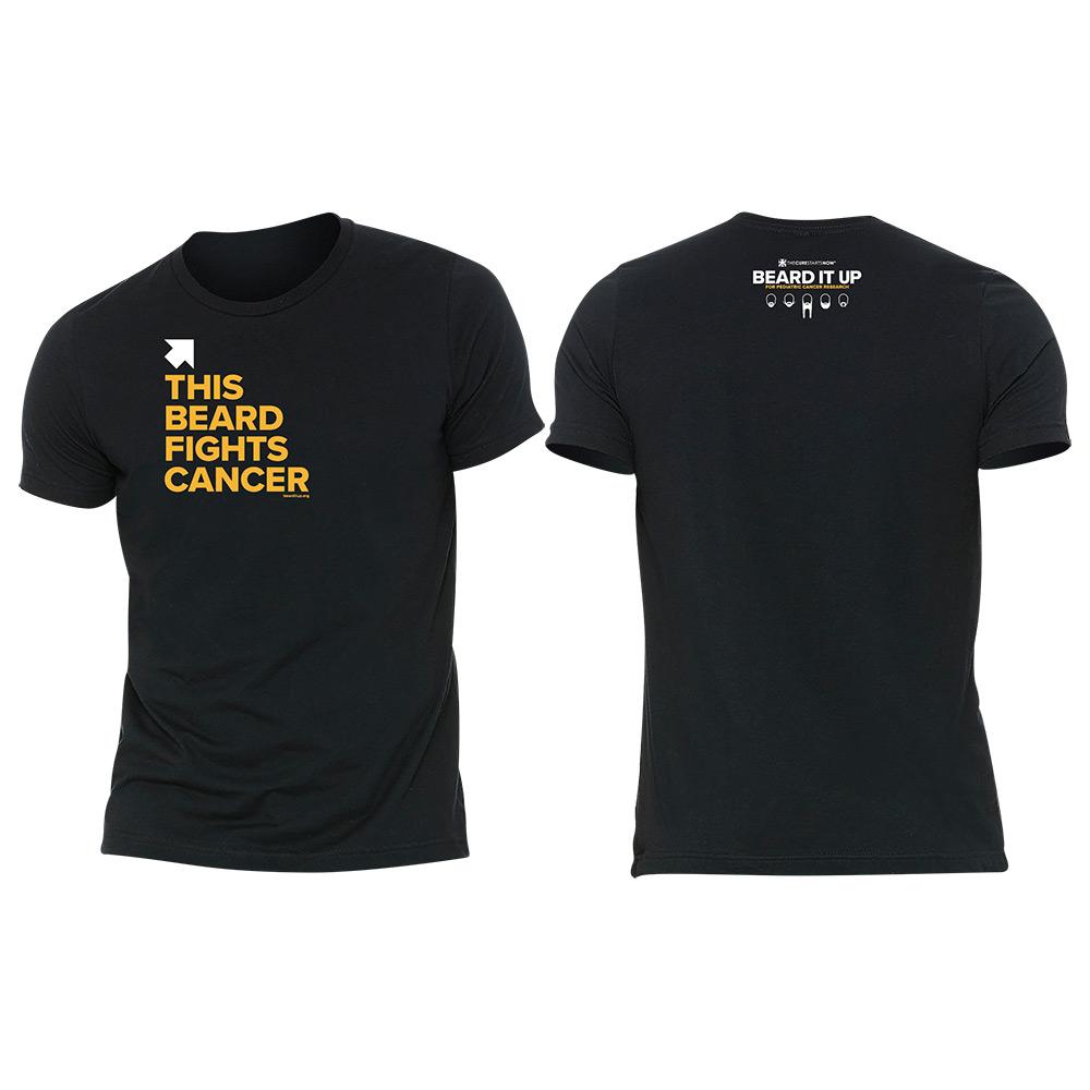 Beard It Up T-Shirt 2019 Design