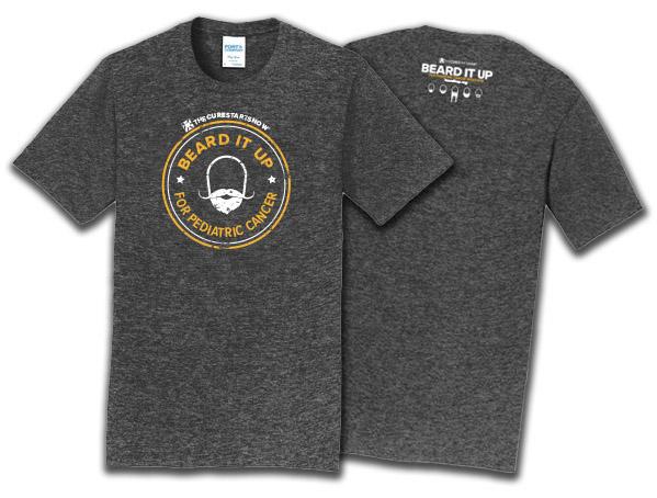 Beard It Up T-Shirt 2020 Design