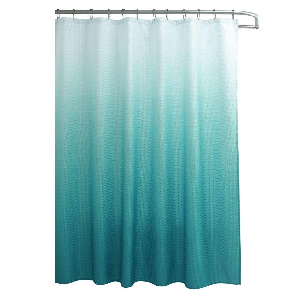 Shower Curtain and Rod