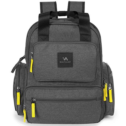 Baby Boy Backpack/Diaper Bag