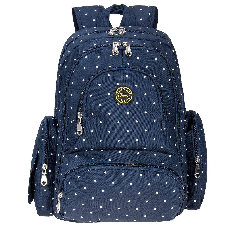 Baby Girl Backpack/Diaper Bag