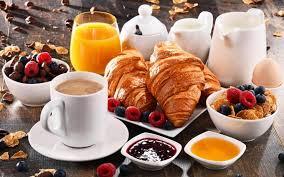 Friday Boxed Breakfast