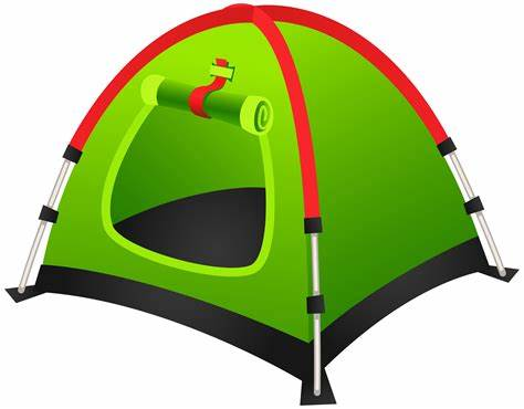 UPPER CAMPING AREA - TENTS ONLY