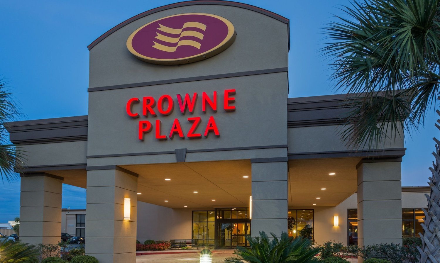 Crowne Plaza New Orleans Airport - Kenner, LA.