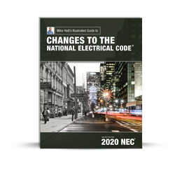 2020 Solar PV NEC Mike Holt Manual