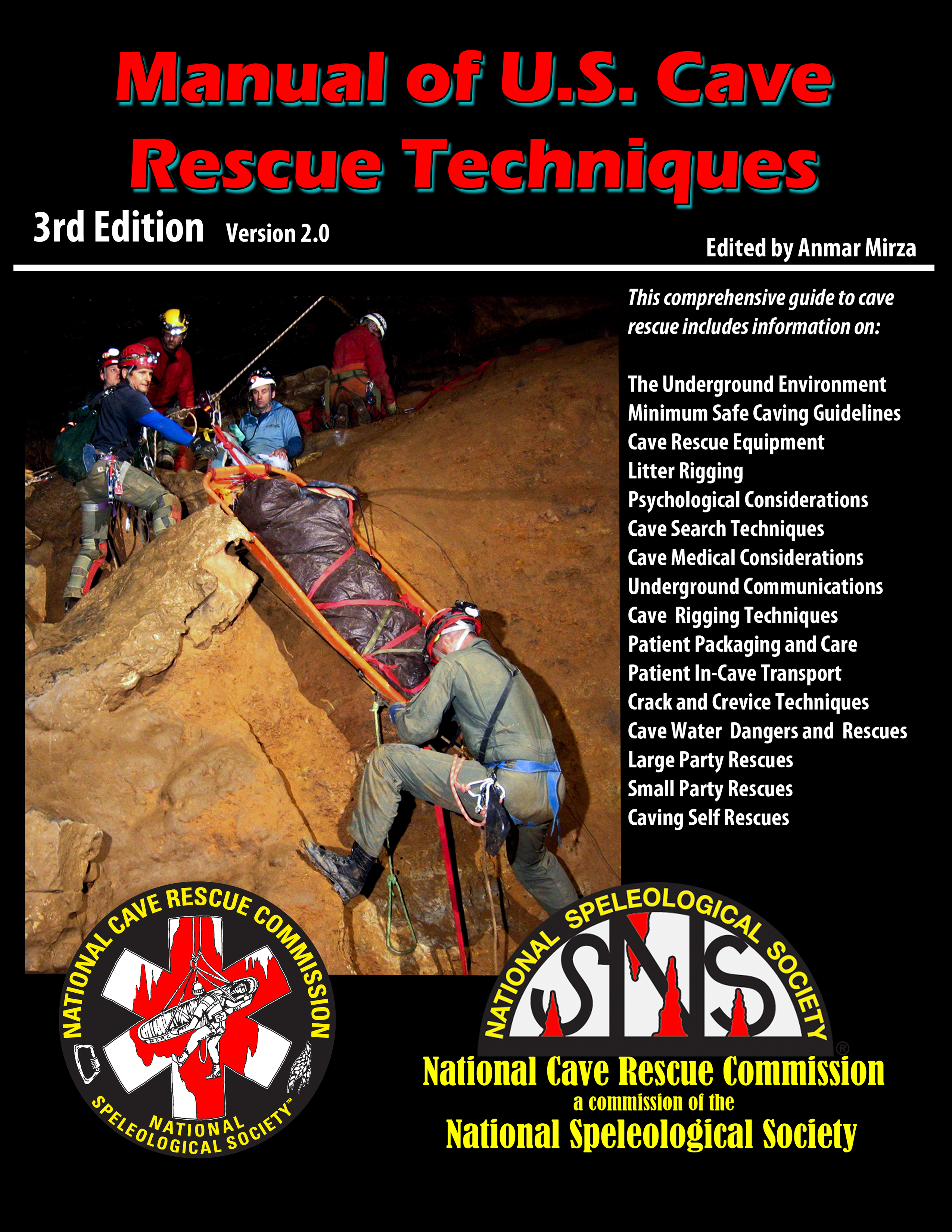 Manual of US Cave Rescue