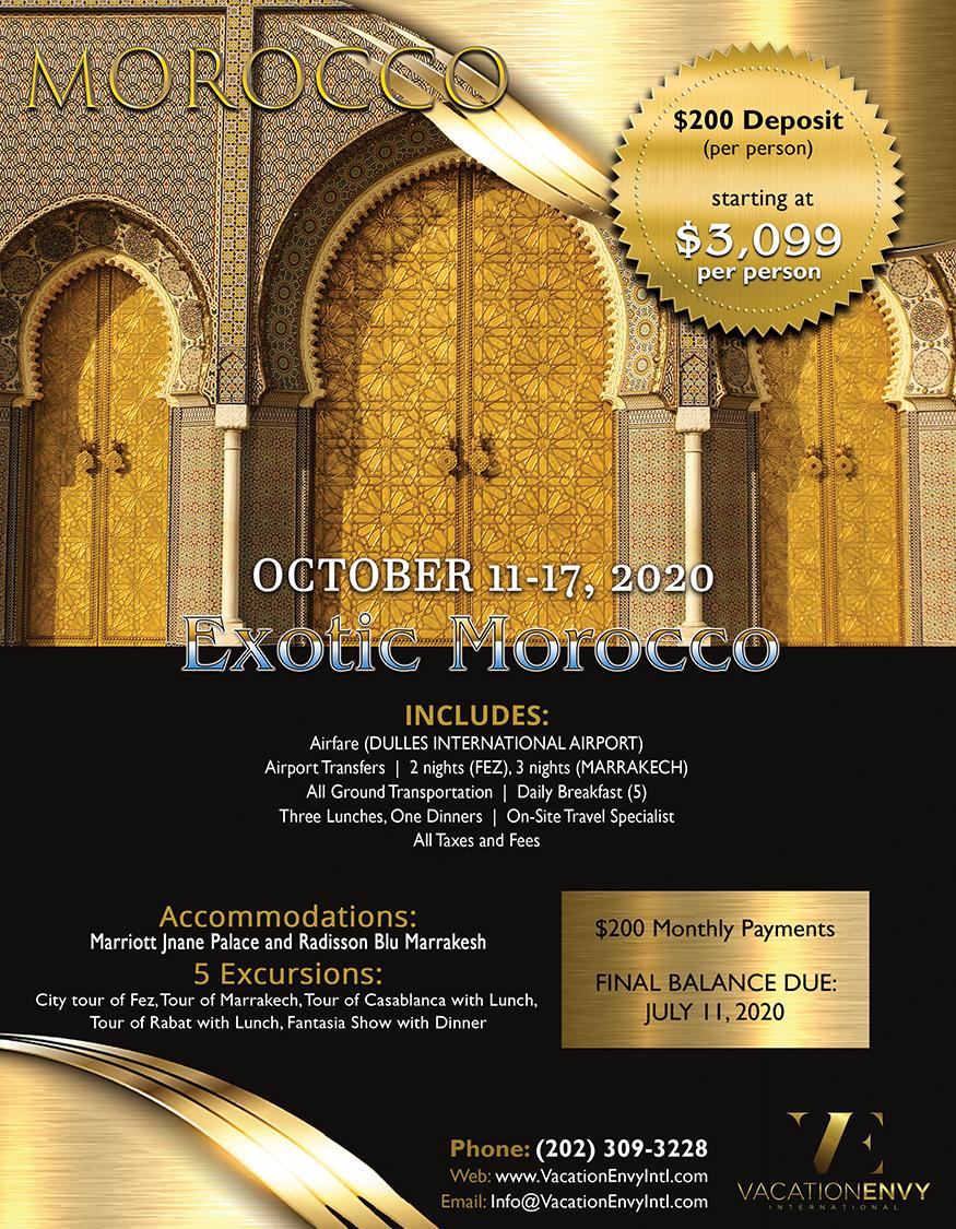 Fantasia Concert Schedule 2020 Morocco 2020