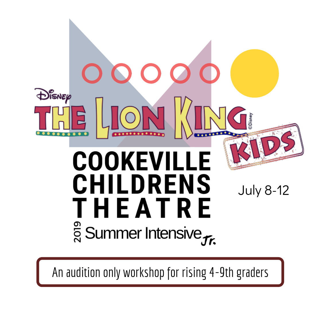 2019 Summer Intensive - THE LION KING EXPERIENCE!