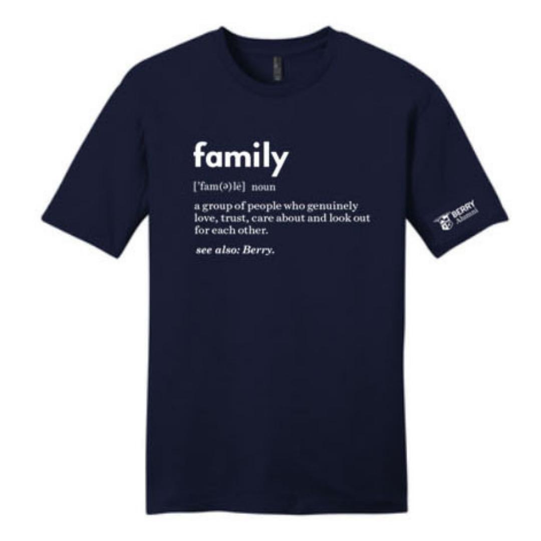 Berry Family Shirt