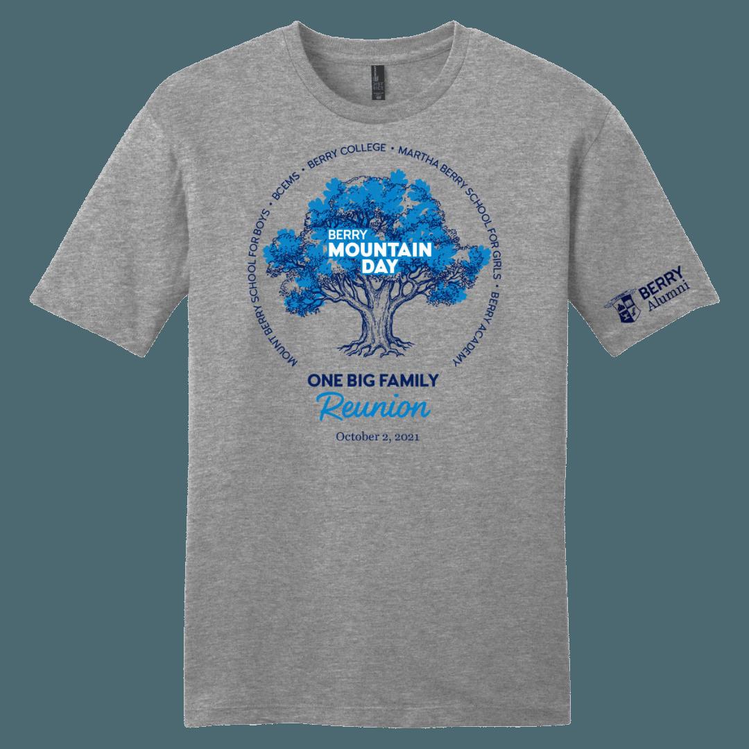 Official 2021 Mountain Day Shirt