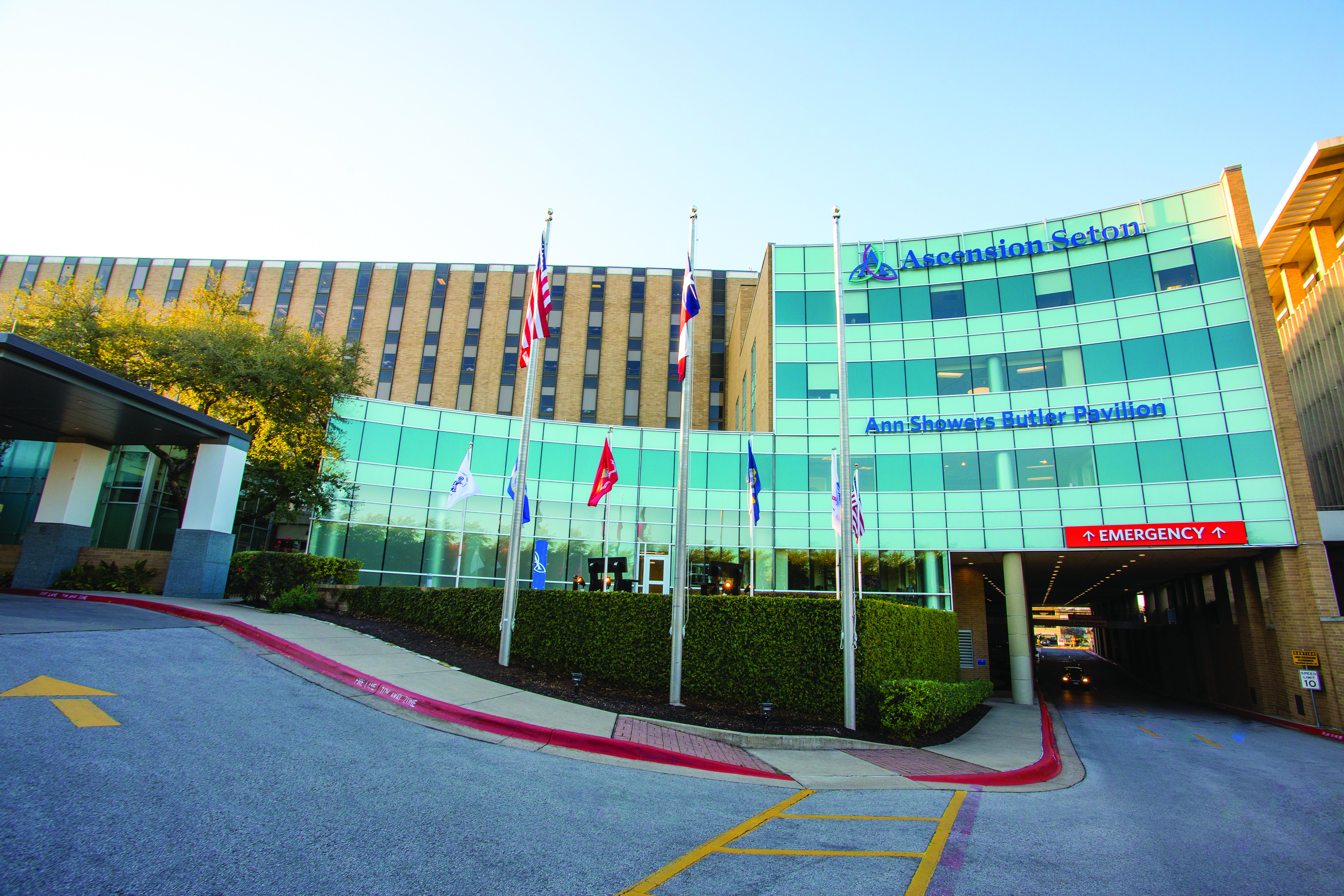 Ascension Seton Medical Center Austin