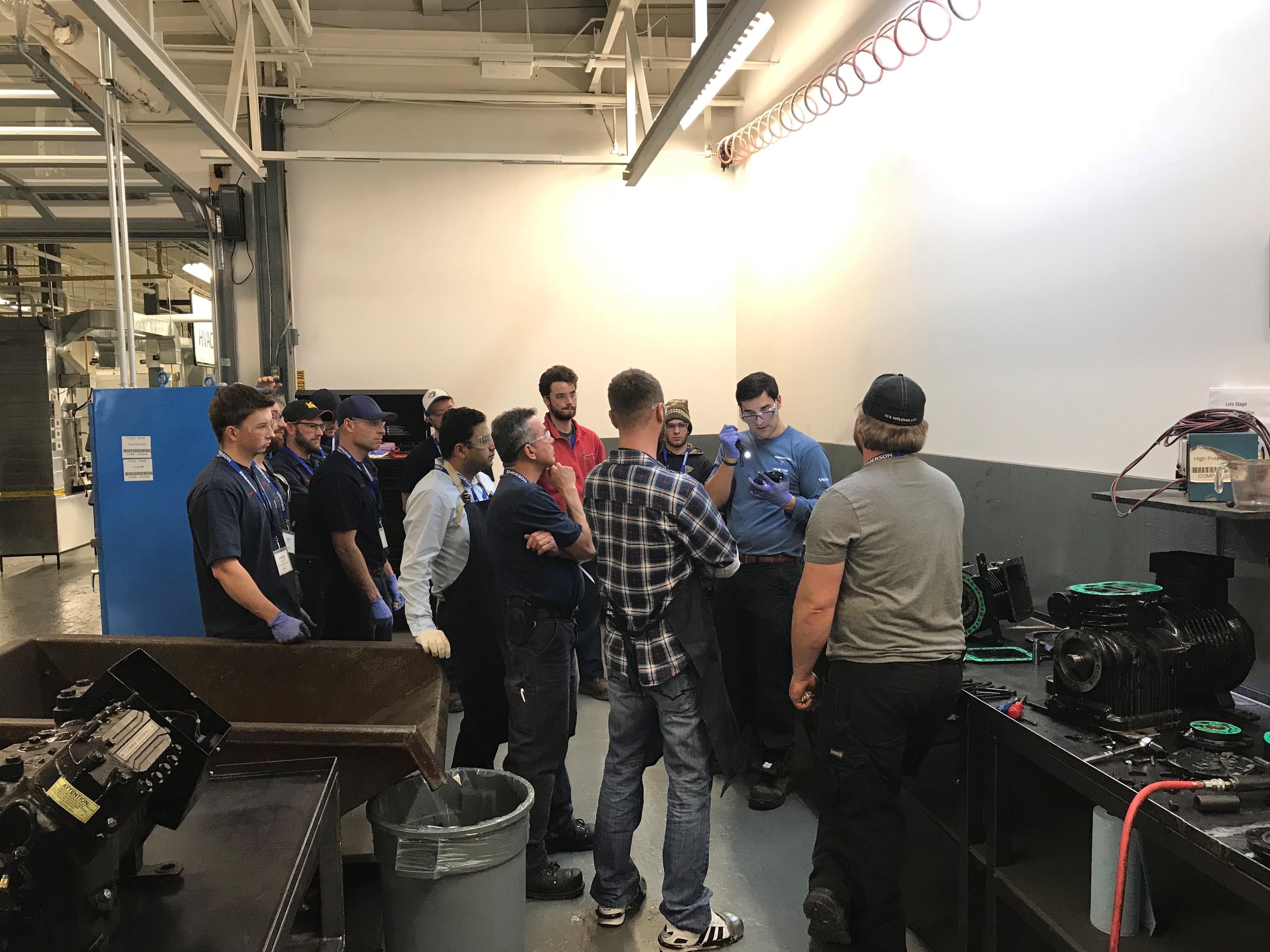 Copeland Compressor Training