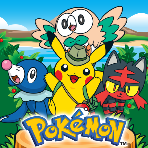 Here Comes Pokéman! SESSION ONE| Ages 5-10