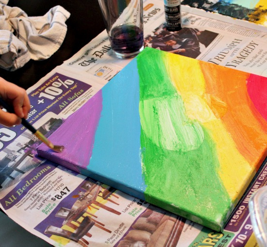 Paint-ology - MORNING SESSION | Ages 4-8