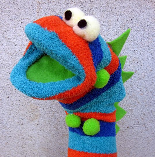 Puppets and 3D Creations - MORNING SESSION | Ages 4-8