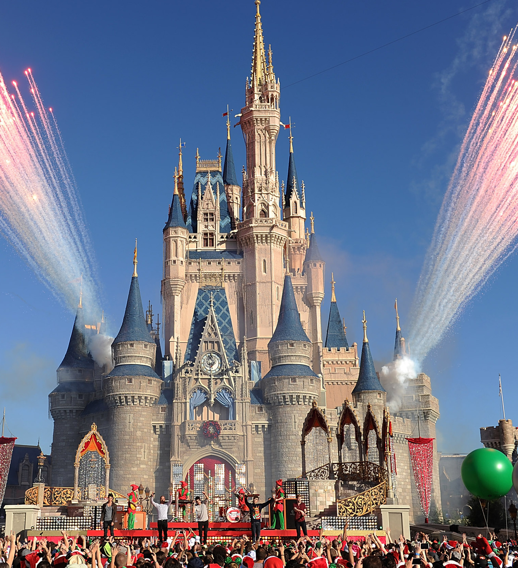 A Visit to the Magic Kingdom - MORNING SESSION | Ages 4-8