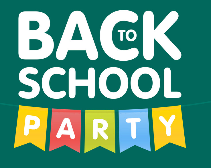 MAC'S Annual Back to School Party! - MORNING SESSION |  Ages 4-12