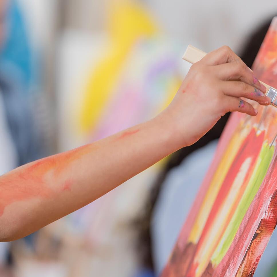 Wet Paint - SESSION TWO | Grades 1-5