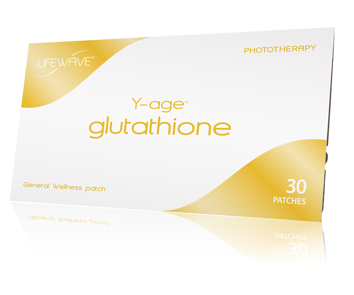 4 Patches of Glutathione