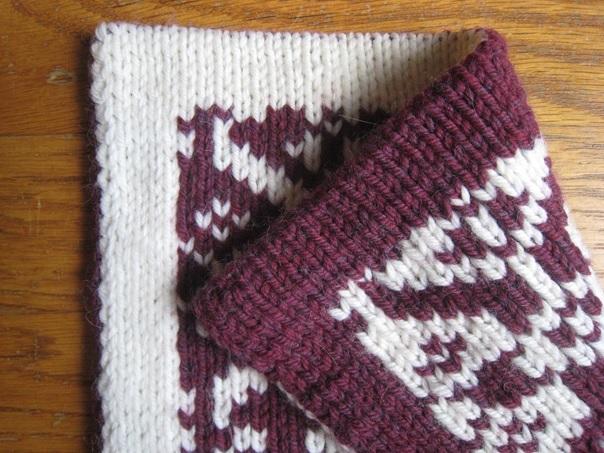 Seeing Double Knitting – Jolie Elder