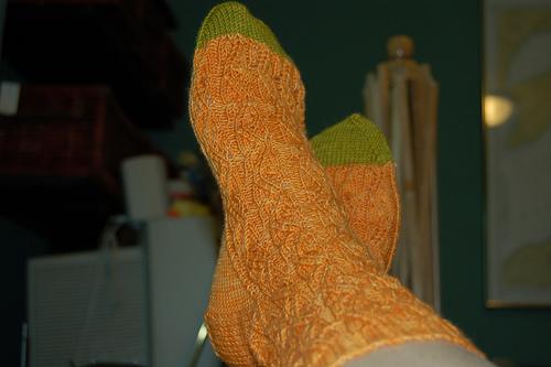 Design the Socks You Crave with Kim Garnett
