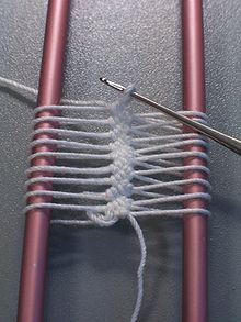 Hairpin Lace: Making a Simple Loom and Starting a First Project with Nancy Gaines