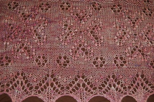 An Introduction to Estonian Lace  with  Kim Garnett
