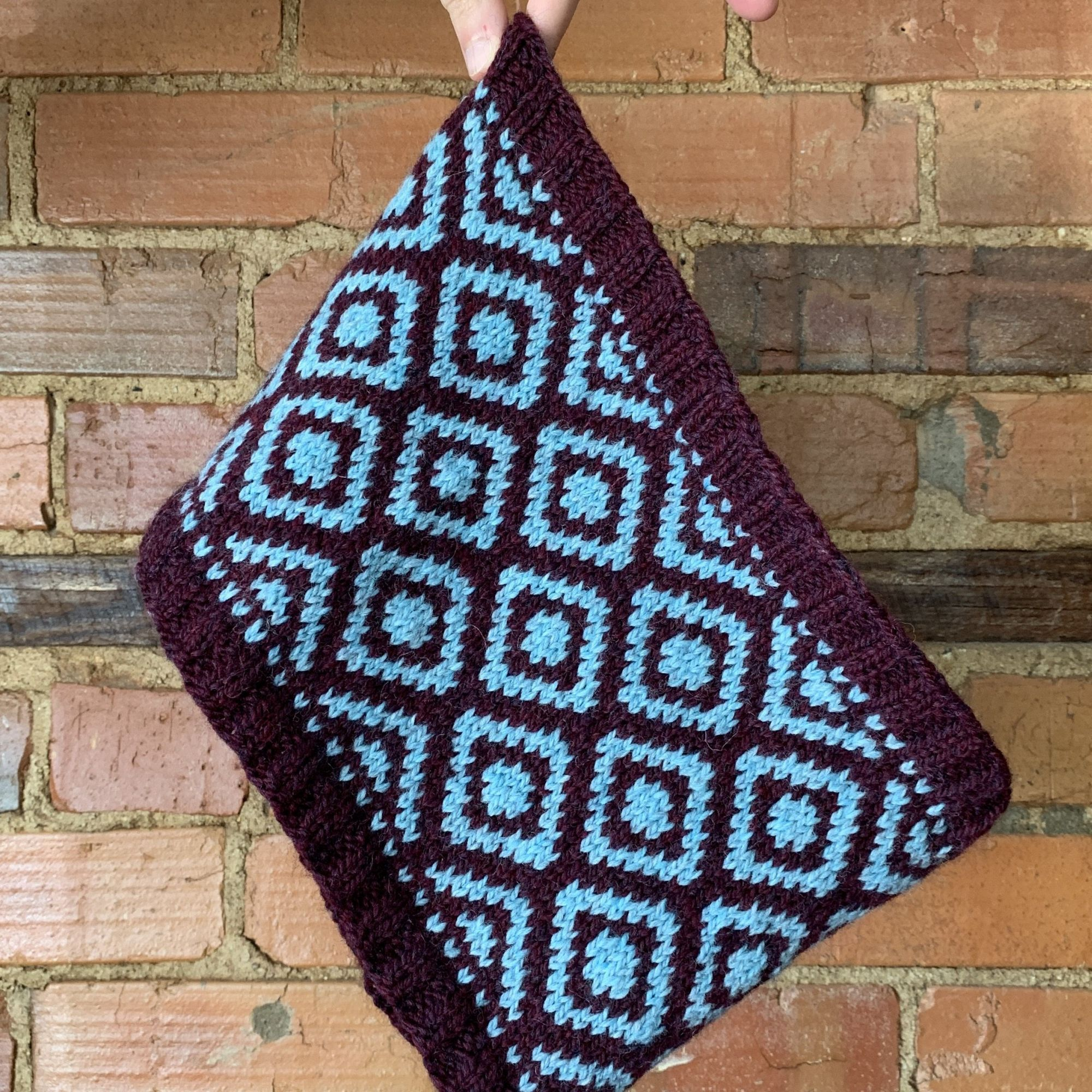 An Introduction to Stranded Knitting with Kim Garnett