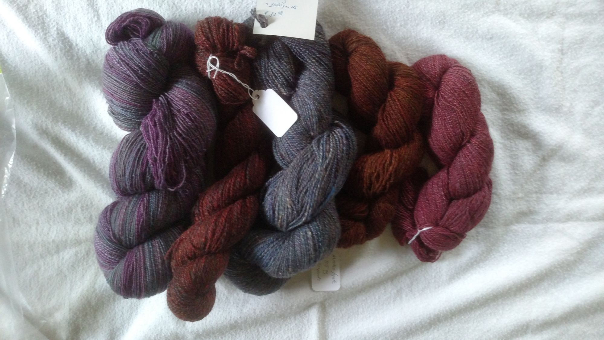 Natural Dyes Around the House with Jane Bynum