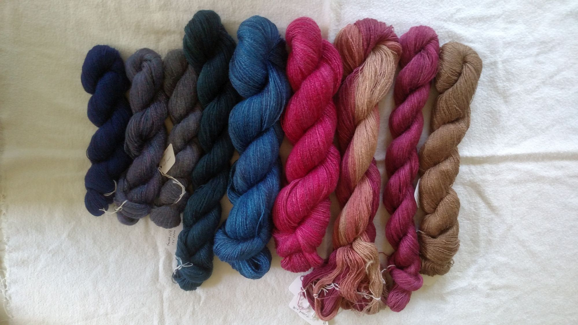 Natural Dyes Around the World  with Jane Bynum