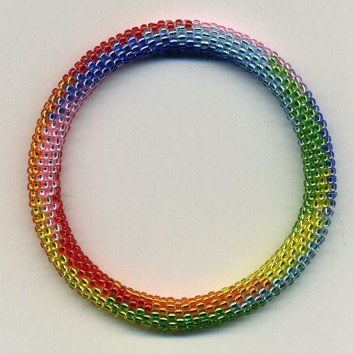Bead Crochet Bracelets with Jolie Elder