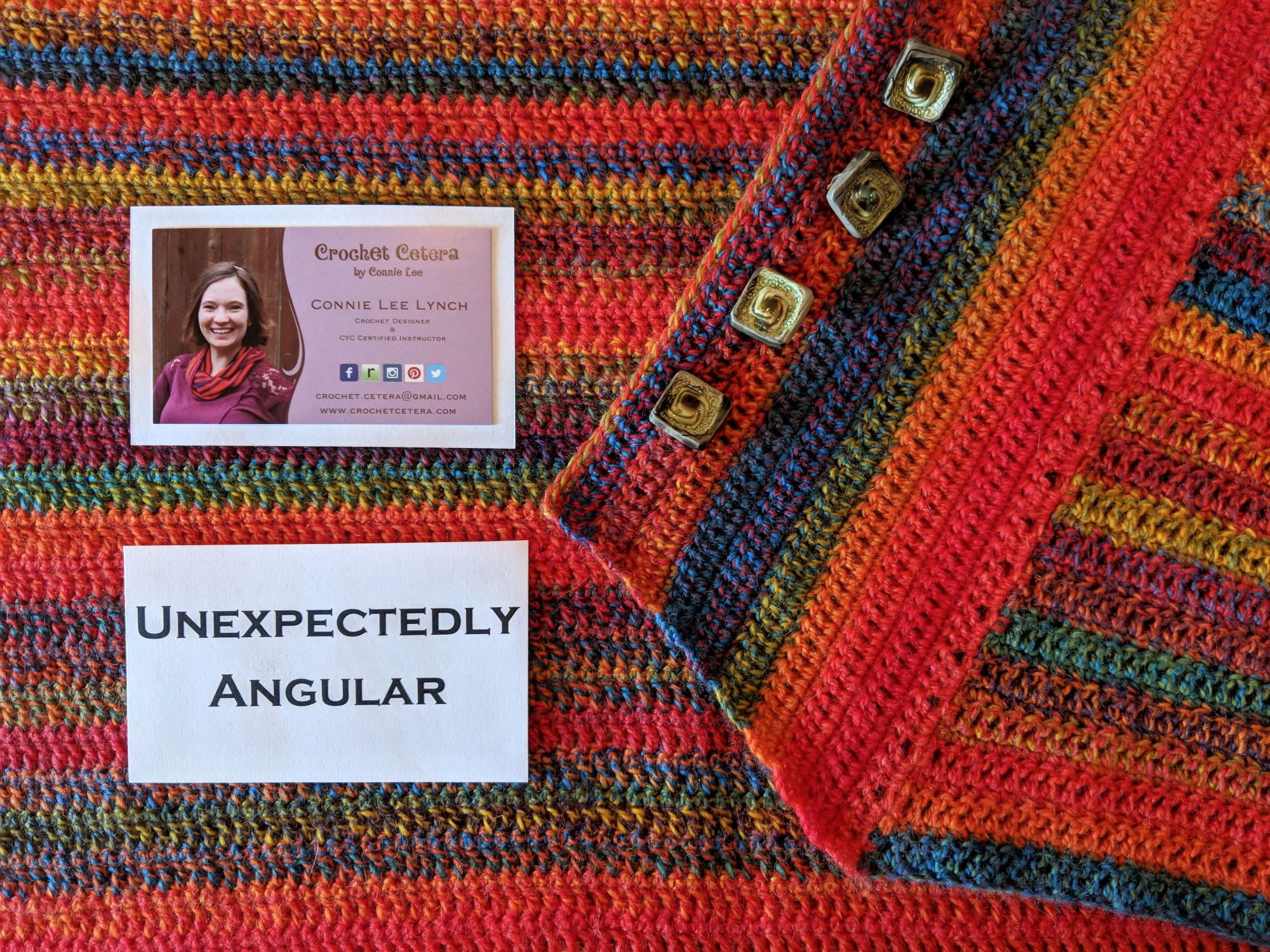 Unexpectedly Angular with  Connie Lee Lynch