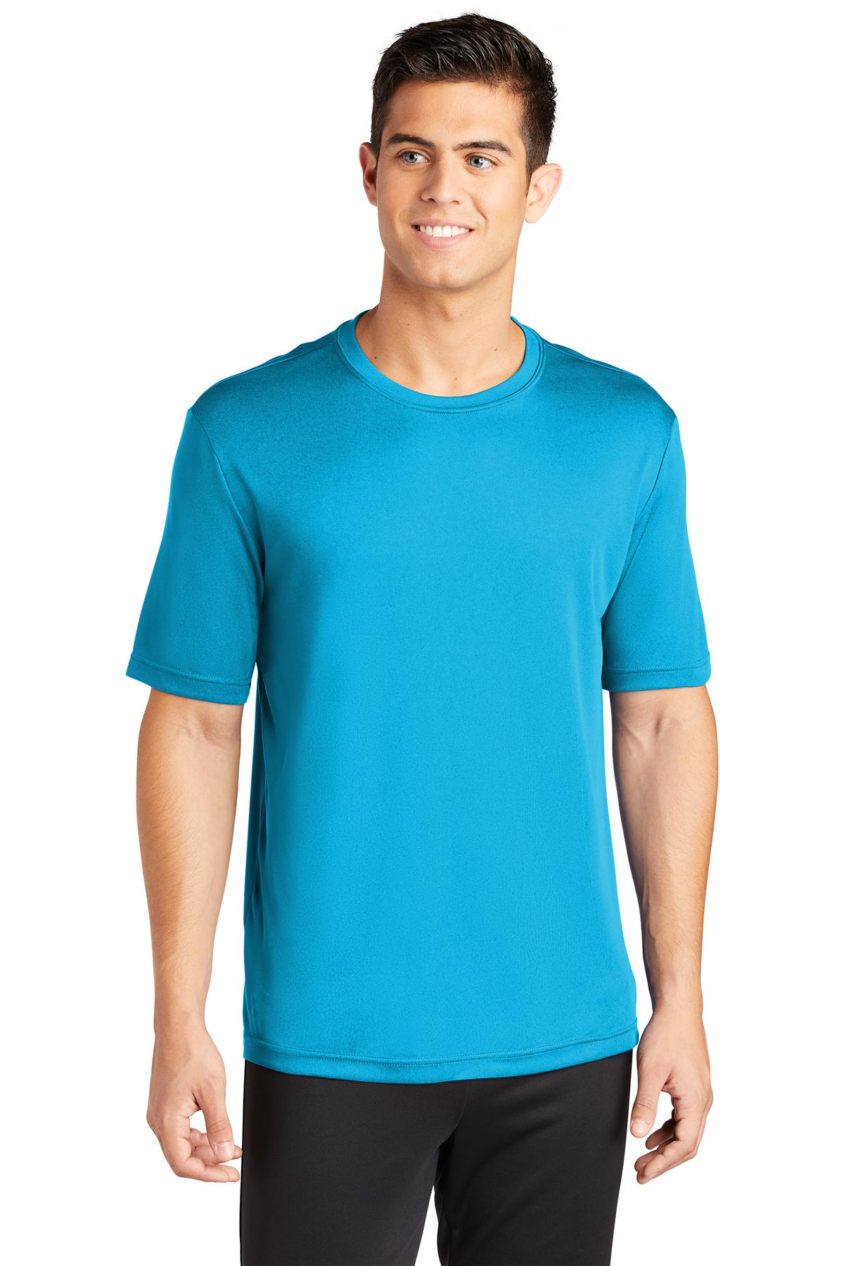 SWET Men's Short Sleeved Tech Shirt