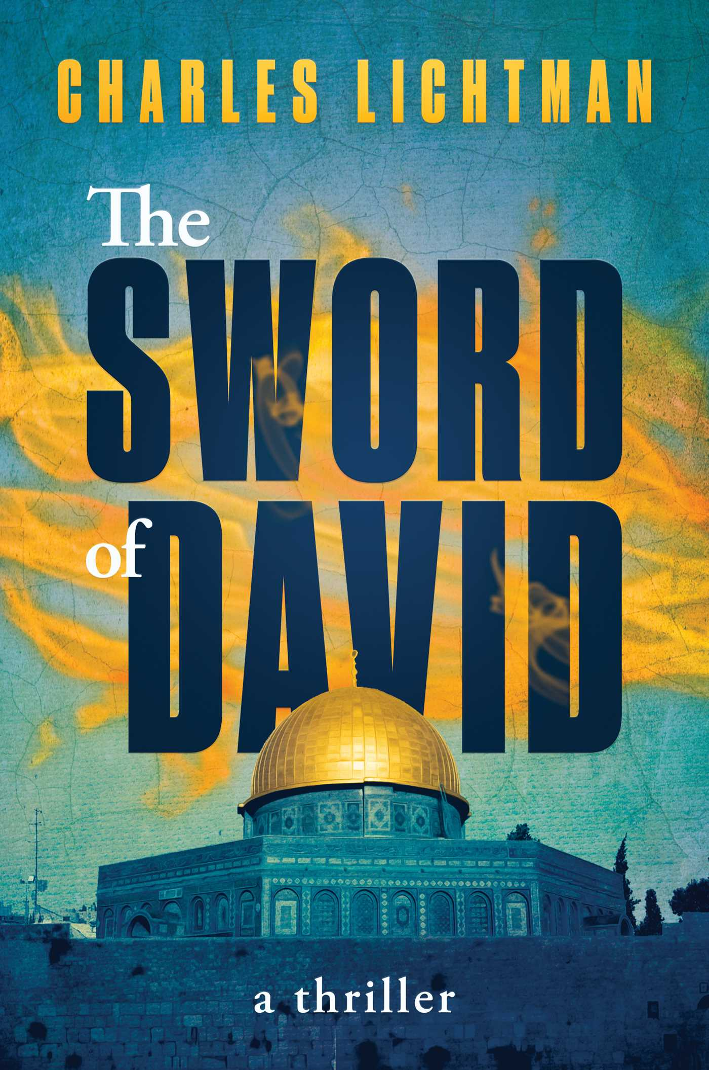 The Sword of David  by Charles Lichtman