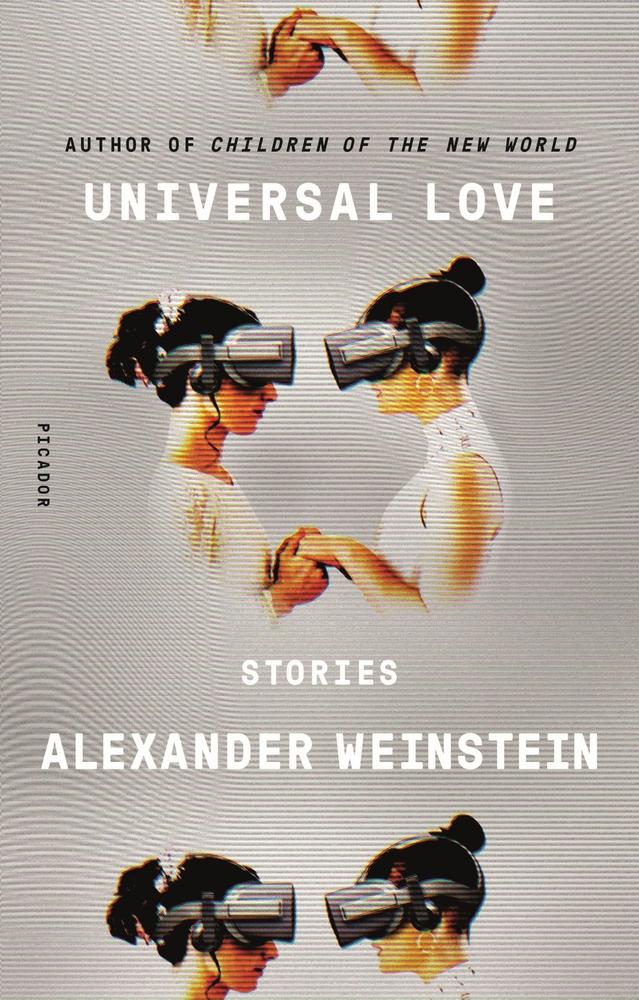 Universal Love  by Alexander Weinstein