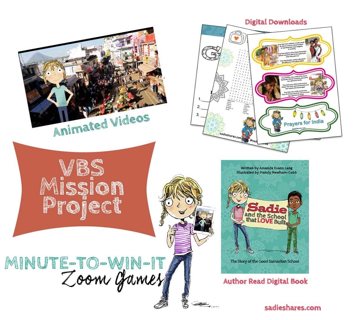 Digital VBS/Mission Project Kit