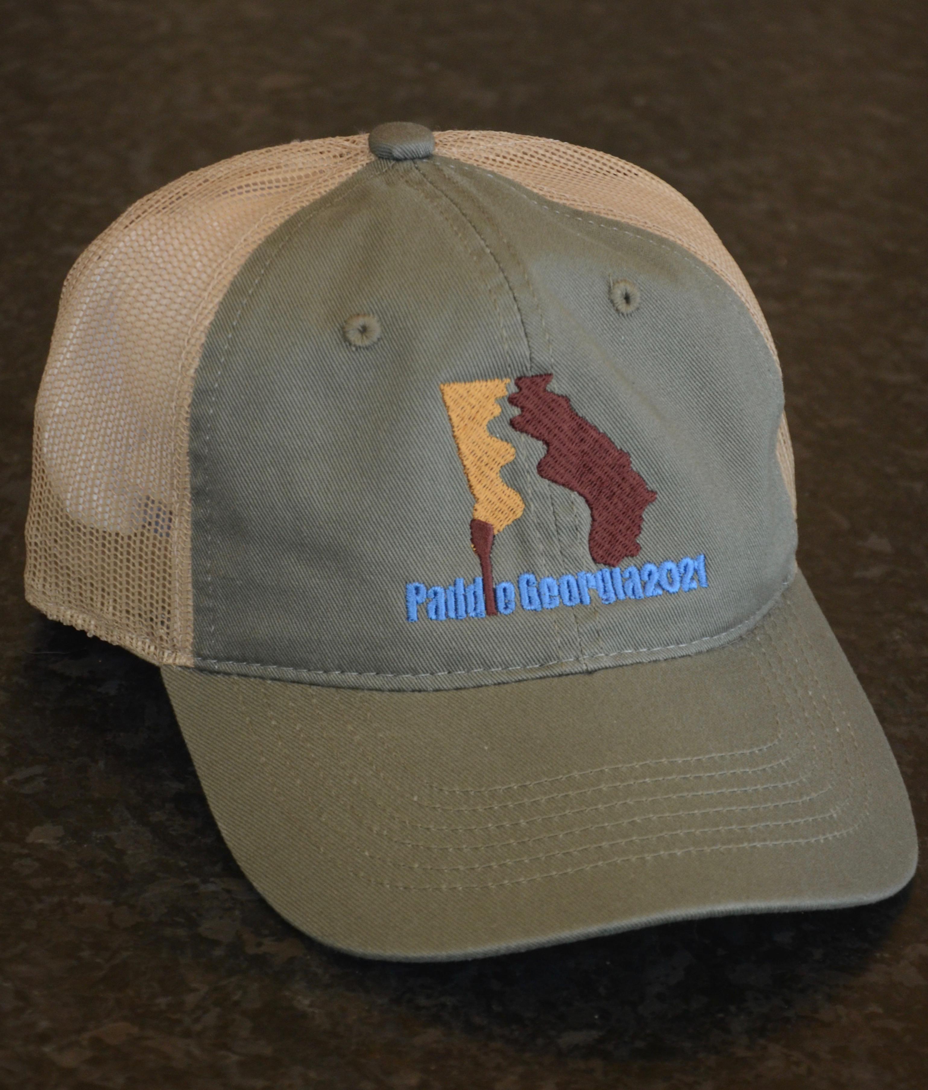 Paddle Georgia 2021 Trucker's Cap
